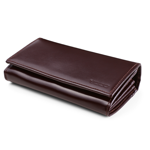 b2946f3671b8 Vooc pénztárca női bőrből nagy méretű PPD3 - Női pénztárca
