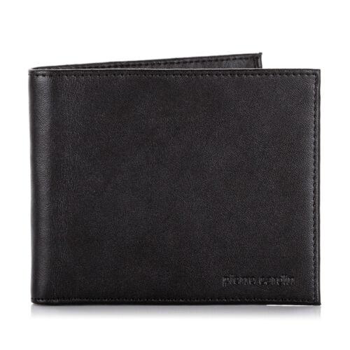 Pierre cardin férfi bőr pénztárca fekete Katt rá a felnagyításhoz 7ab9565b16