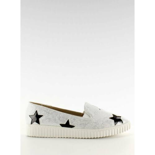 Női utcai sportos cipő (fe454), fehér