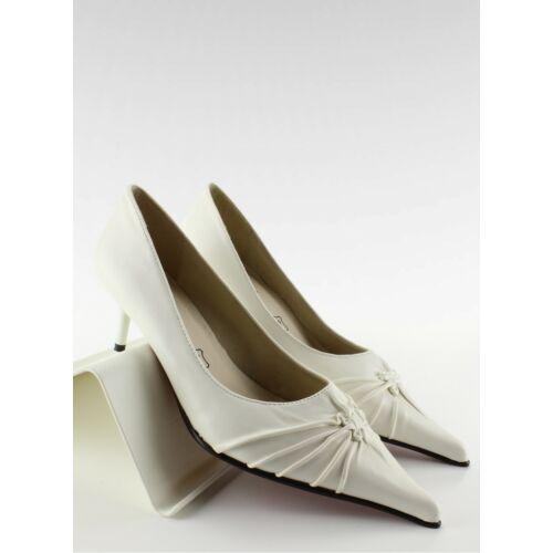 Női félcipő (39920-21), fehér