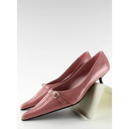 Női félcipő (PM2-18), rózsaszín