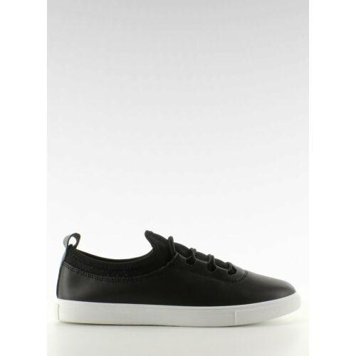 Női utcai sportos cipő (8-10), fekete