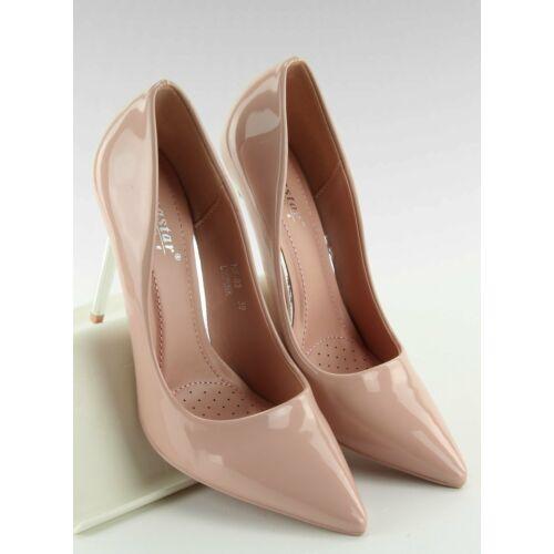 Női magassarkú (nf03), rózsaszín