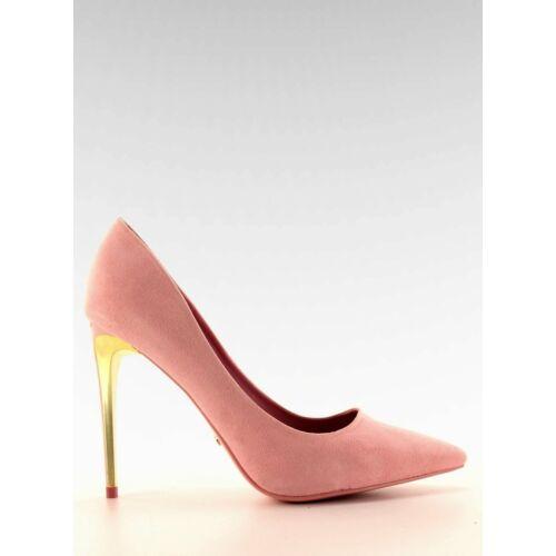 Női magassarkú (LE08), rózsaszín