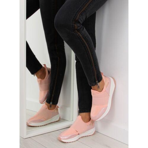 Női utcai sportos cipő (NB150P), rózsaszín