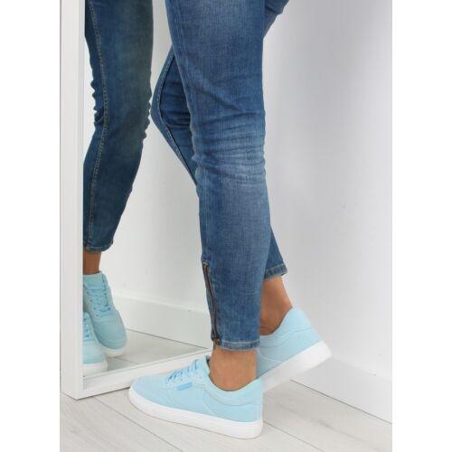 Női utcai sportos cipő (NB172), világoskék