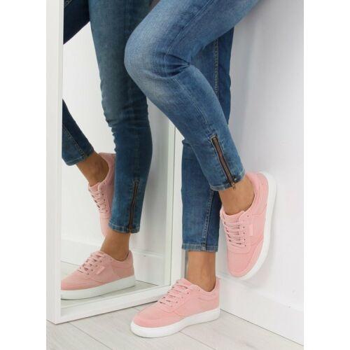 Női utcai sportos cipő (NB172), rózsaszín