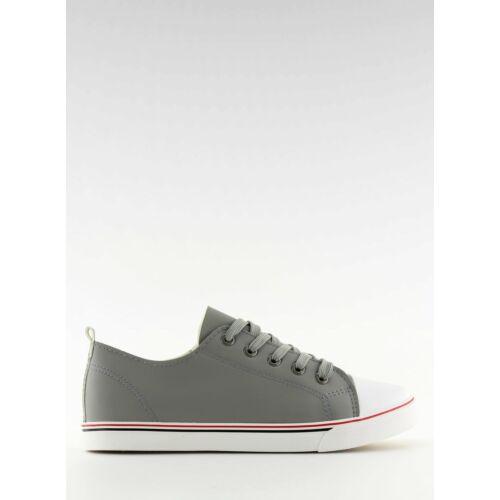 Női utcai sportos cipő (XL01p), szürke