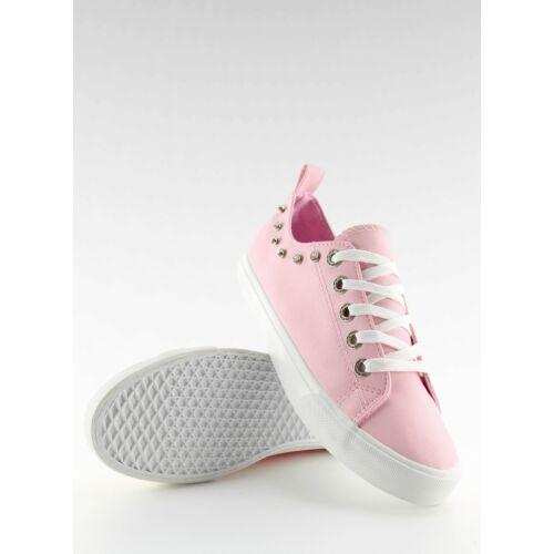 Női utcai sportos cipő (BL122p), rózsaszín