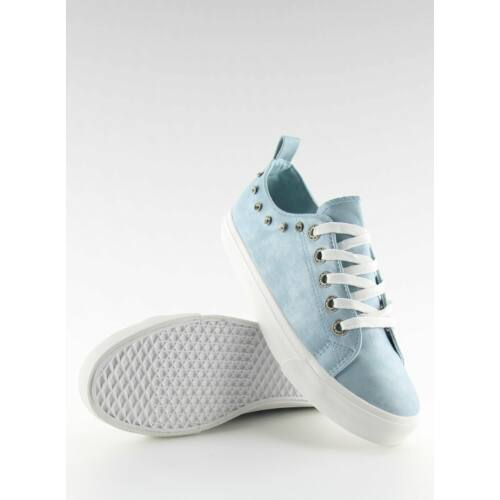 Női utcai sportos cipő (BL122p), világoskék