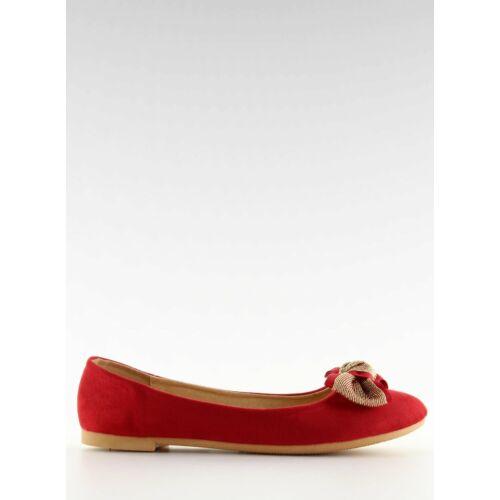 Női slip-on (vs-330), piros