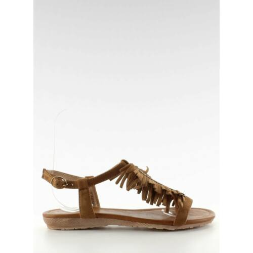 Női flip-flop papucs (k1626301), barna