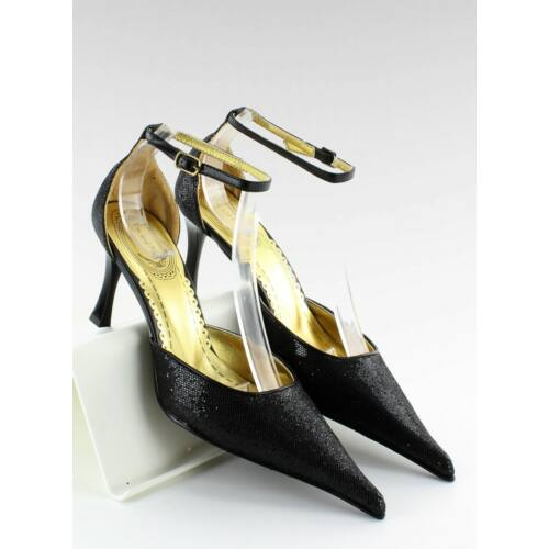 Női félcipő (3963A), fekete