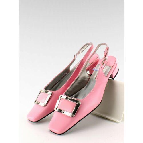 Női félcipő (1922-27), rózsaszín