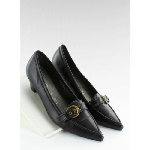 Női félcipő (2208-1), fekete