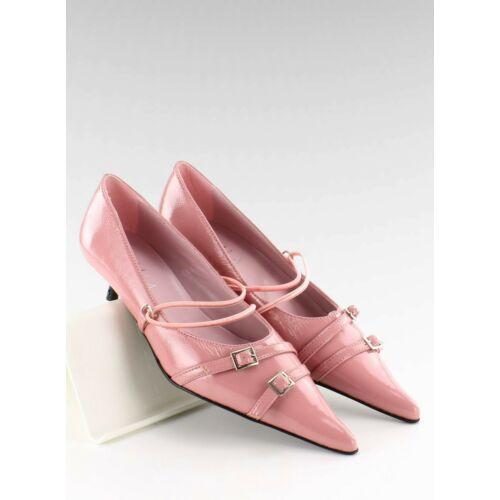 Női félcipő (PM2-10), rózsaszín