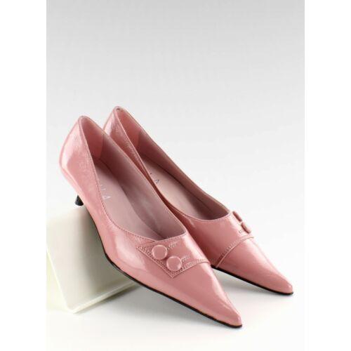 Női félcipő (PM2-12), rózsaszín