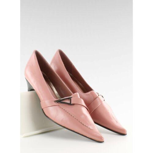 Női félcipő (2232-5), rózsaszín