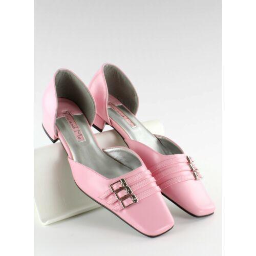 Női félcipő (1922-28), rózsaszín