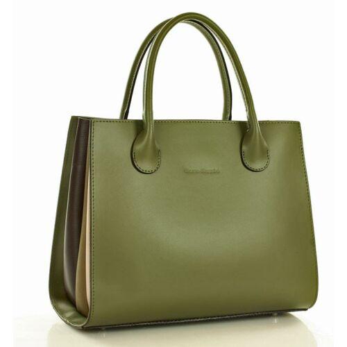 MAZZINI Női klasszikus táska (363c), zöld