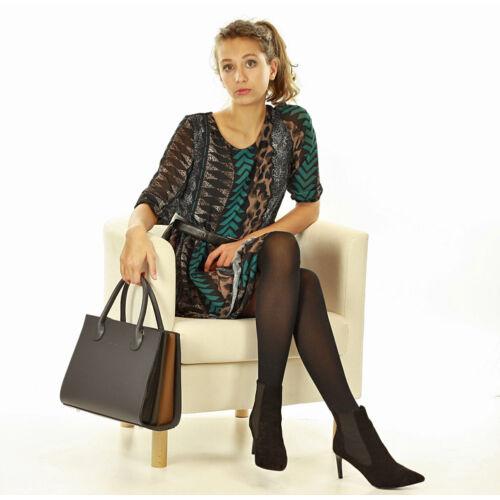 MAZZINI Női klasszikus táska (363d), szürke