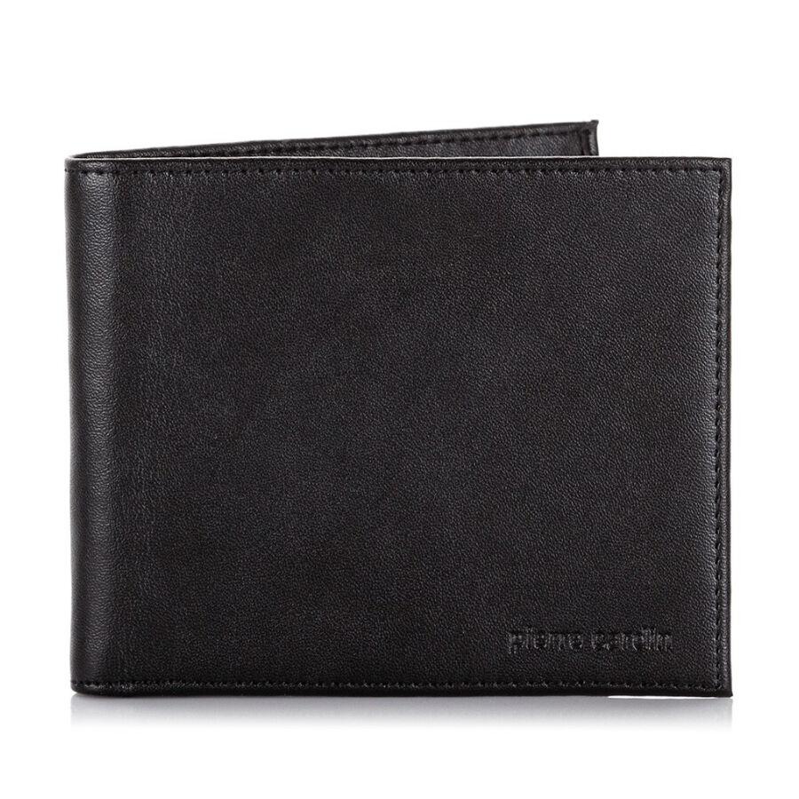 Pierre cardin férfi bőr pénztárca fekete - Férfi pénztárca 1b2033987b